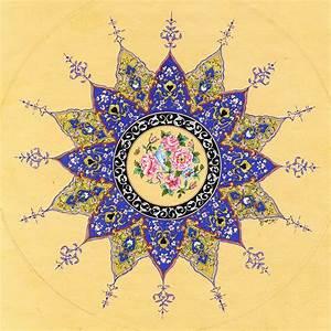 Persian, Art