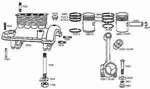 1953 Nimbus  Engine