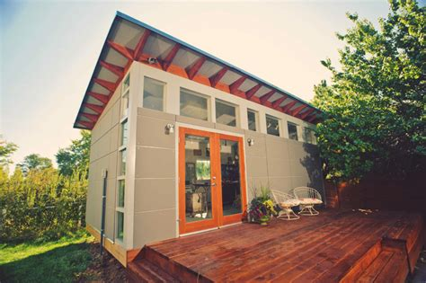 prefab studio shed backyard sheds studios storage home office sheds