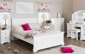 Gainsborough White Bedroom Furniture Bedroom Furniture