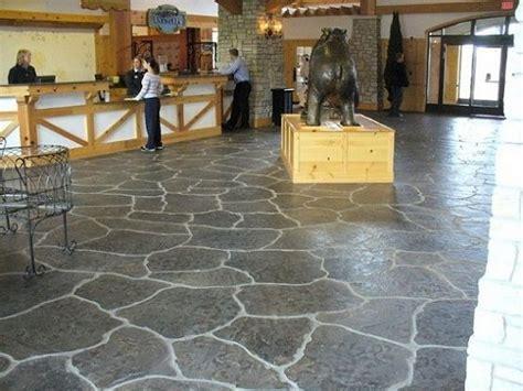 flagstone flooring grand mountain lodge boyne falls