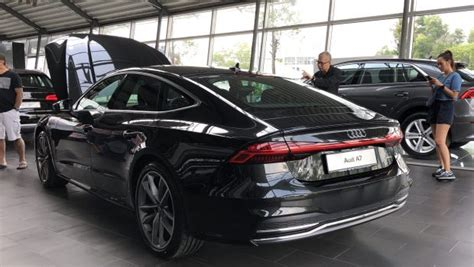 Gambar Mobil Audi A7 by Audi A7 Sportback In Malaysian Showrooms For Rm609k