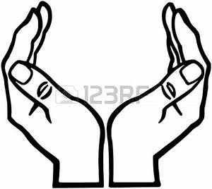 Two Open Hands Clipart - ClipartFest | Clipart Two Open ...