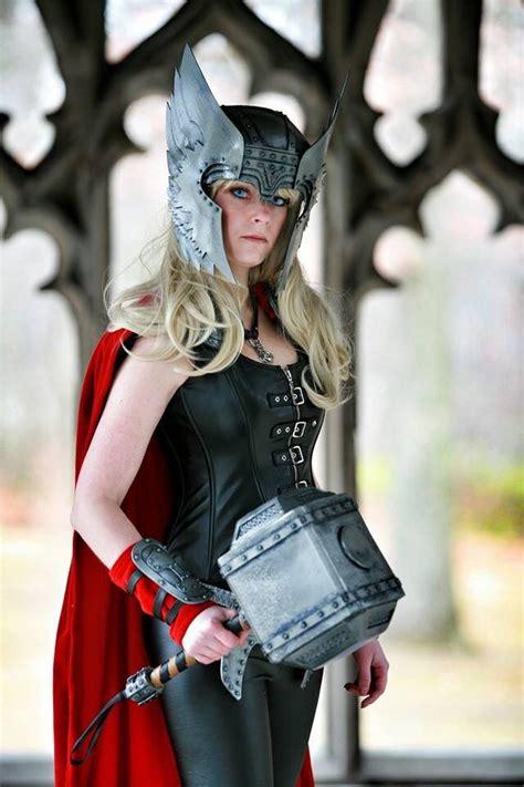Best 25 Lady Thor Ideas On Pinterest Lady Thor Cosplay