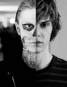 tate langdon american horror story Evan Peters AHS ...