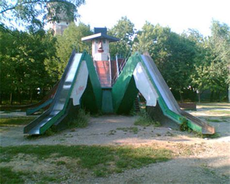 Hilariously Inappropriate Playgrounds Of The World