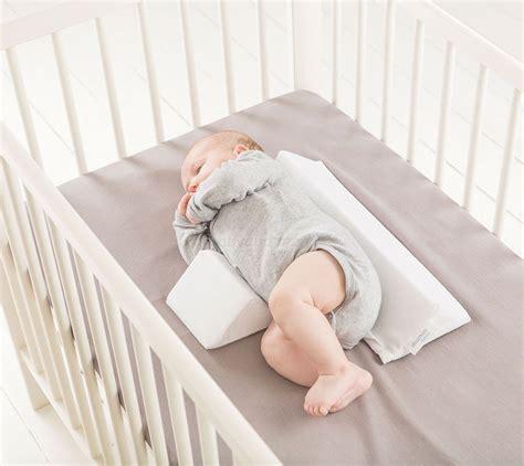 27309 baby nursery bedding babysleep zijligkussen met klittenband