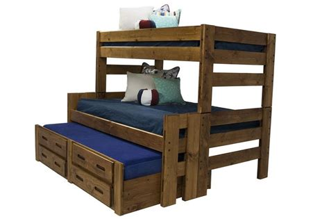 Mor Furniture Bunk Beds pioneer bunk beds with storage trundle