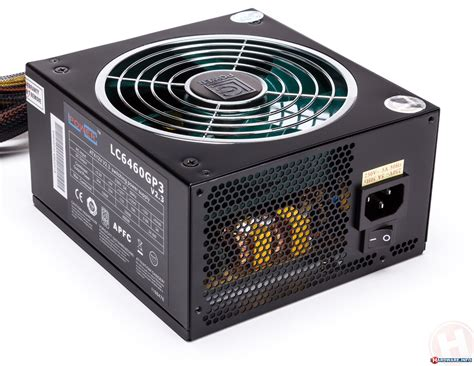 Lc Power Lc6460gp3 460w Photos