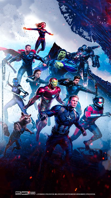 marvel spoiler oficial avengers  endgame wallpaper