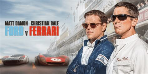 In a year of films where it feels everyone involved was doing their absolute best, ford v ferrari lands on the opposite side of the spectrum. Belt up for the Greatest Car Racing Showdown - Ford v Ferrari!