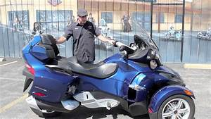 Pre-owned 2011 Can-am Spyder Rt