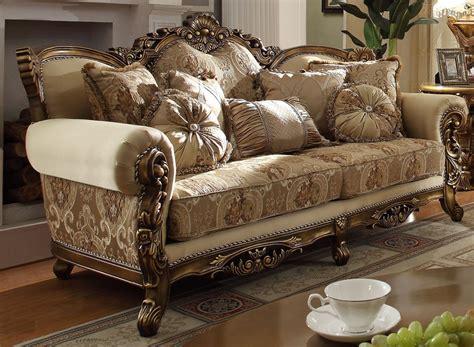century formal living room