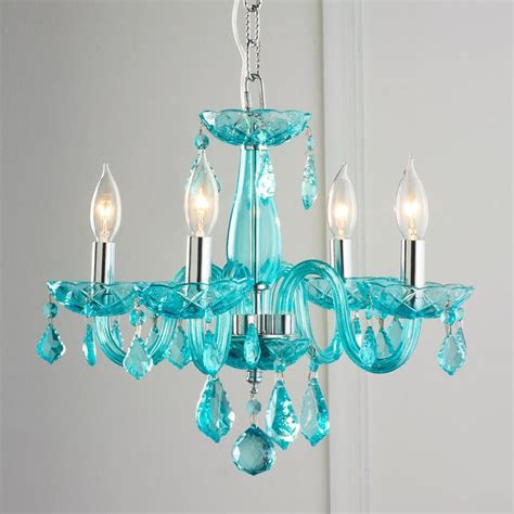 colored chandelier bulbs color mini chandelier powder turquoise and walk in