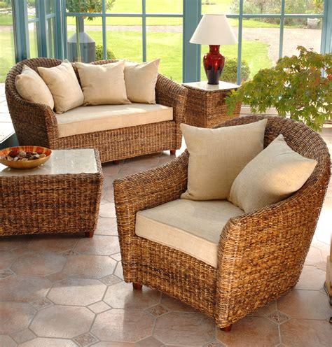 cane conservatory furniturebanana leaf furniturecane