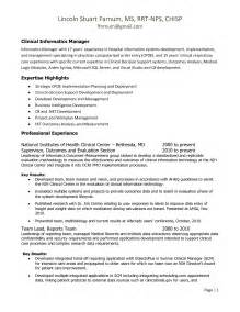 respiratory therapy resumes exles certified respiratory therapist resume