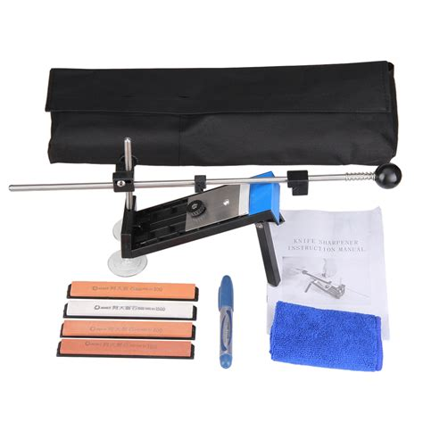 kitchen knife sharpening ruixin kitchen knife sharpener sharpening fixed angle