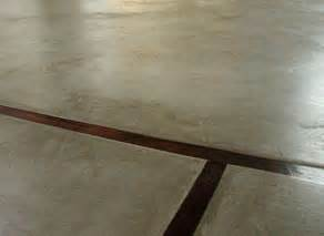 sol beton cire