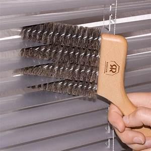 Brosse Pour Nettoyer Radiateur : la brosse goupillon pour stores ~ Premium-room.com Idées de Décoration
