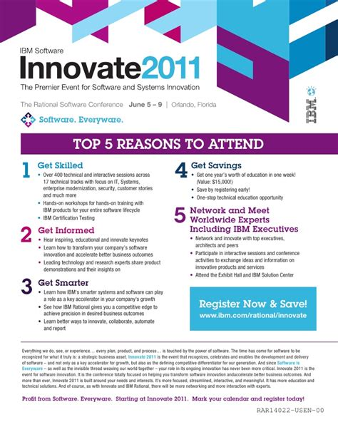 Top 5 Reasons To Attend Ibm Innovate 2011  Rational. B2b Digital Marketing Agencies. Embassy Of Nigeria New York Reduce Tax Debt. Culinary Schools In The Philippines. San Diego Commercial Real Estate Brokers. Drop Dead Diva Episode Guide State Tax Help. Storage Units West Hollywood. Medicare Appeals Process Acting Studios In Nyc. Junk Removal Tacoma Wa Wisconsin Tech Schools