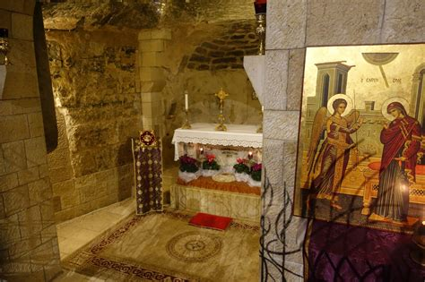 nazareth     annunciation  place