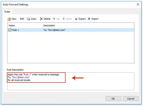auto forwarding tool automatically forward all or certain emails when receiving