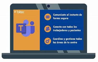 Teams Microsoft Que Sanitario Sector