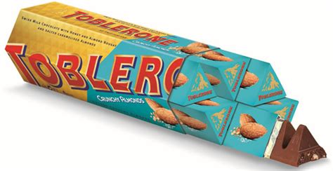 Toblerone Set kraft foods set to launch 2013 novelty items at tfwa world