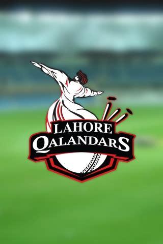 lahore qalandars psl cricket team  mobile