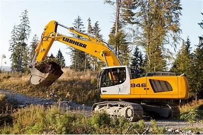 Liebherr 946 R946 Excavator Bagger Litronic Raupenbagger
