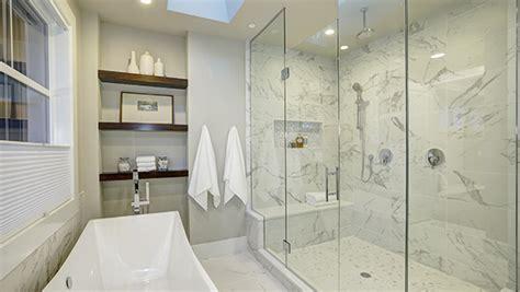 metal shades  gray  boomers master bathroom remodel