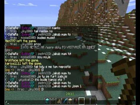 Minecraft Tutoriál Admin Príkazy Theletsplaysk Part2 Youtube