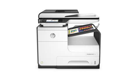 2400 x 1200 dpi, printimiskiirus (värviline, tavakvaliteet, a4/us. Die reichweitenstärksten Tintenstrahldrucker (Auswahl): HP PageWide Pro 477dw - channelpartner.de