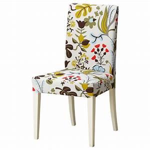 Housse De Chaise Ikea : henriksdal chaise blomsterm la multicolore ikea ~ Dode.kayakingforconservation.com Idées de Décoration