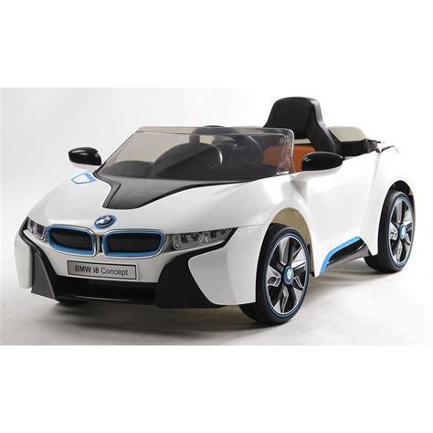 Bmw I8 Licensed 12v Kids Electric Ride On Car Childrens