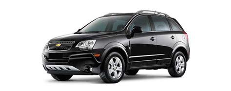 Chevy Captiva Sport  Discontinued Vehicle  Gm Fleet