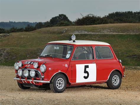Mini Cooper S 1964 Rally Version