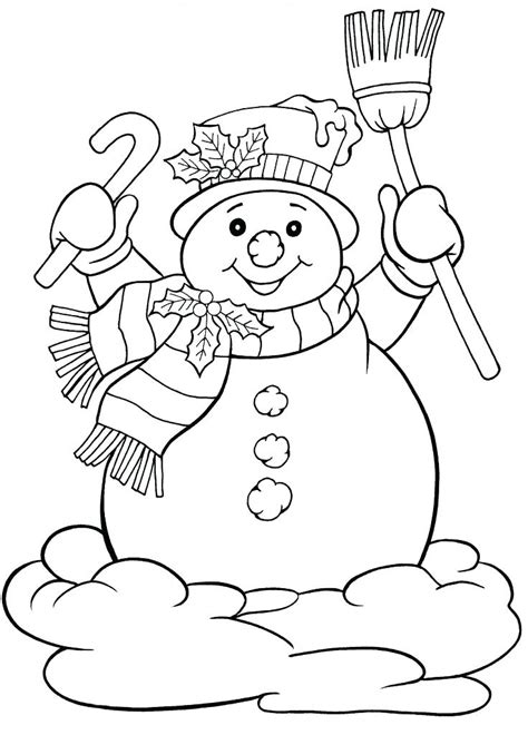 december coloring pages  coloring pages  kids