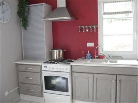 peinture sur stratifié cuisine peindre des meubles de cuisine peinture grise crédence