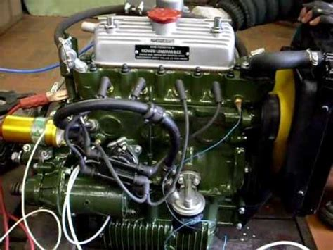 Motor Minti by Mini 998 Rally Engine Startup