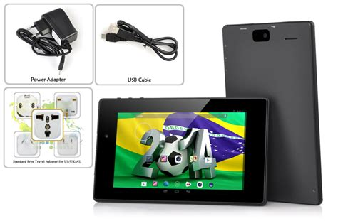 7 Inch Ipx7 Waterproof Quad Core Tablet Pc