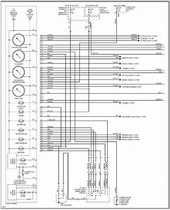 2000 Honda Civic Cluster Wiring Diagram