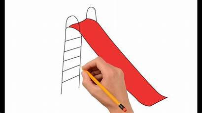 Slide Playground Drawing Draw Step Swing Easy
