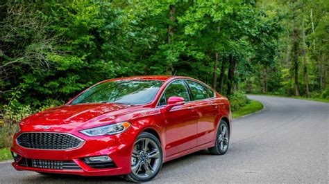 2017 Ford Fusion V6 Sport Release Date, Price And Specs