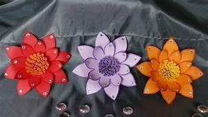Blumen Aus Papier : blume basteln papierblumen basteln bl ten basteln diy wohndeko youtube ~ Udekor.club Haus und Dekorationen
