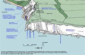 Geology Of Swanage Bay And Ballard Cliff