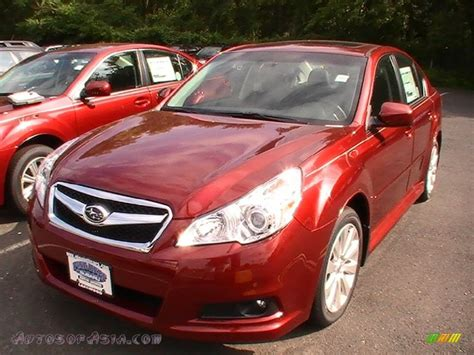 venetian red subaru 2012 subaru legacy 2 5i limited in venetian red pearl