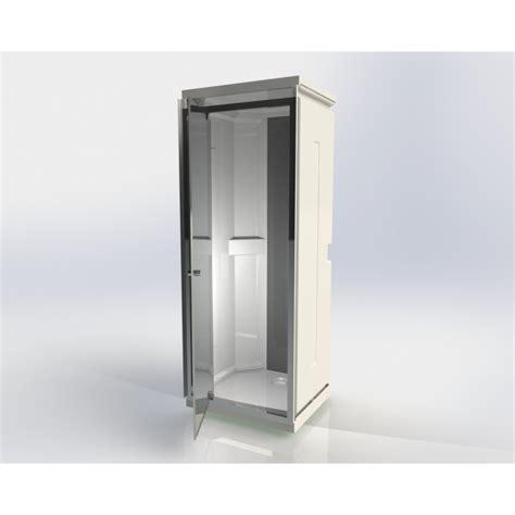 cabine de cabine de 800x800 encastrable