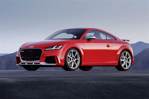 2018 Audi Tt Rs With $64,900 To Woo Bmw M2 And Cayman S