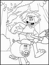 Coloring Early Pages Colouring Printable Earlyman Websincloud Activities sketch template